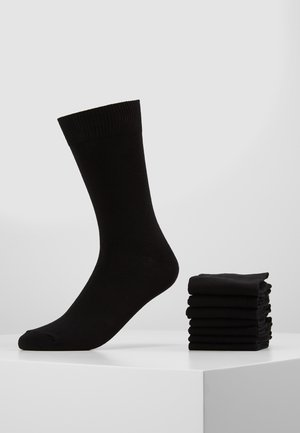 7 PACK  - Chaussettes - black
