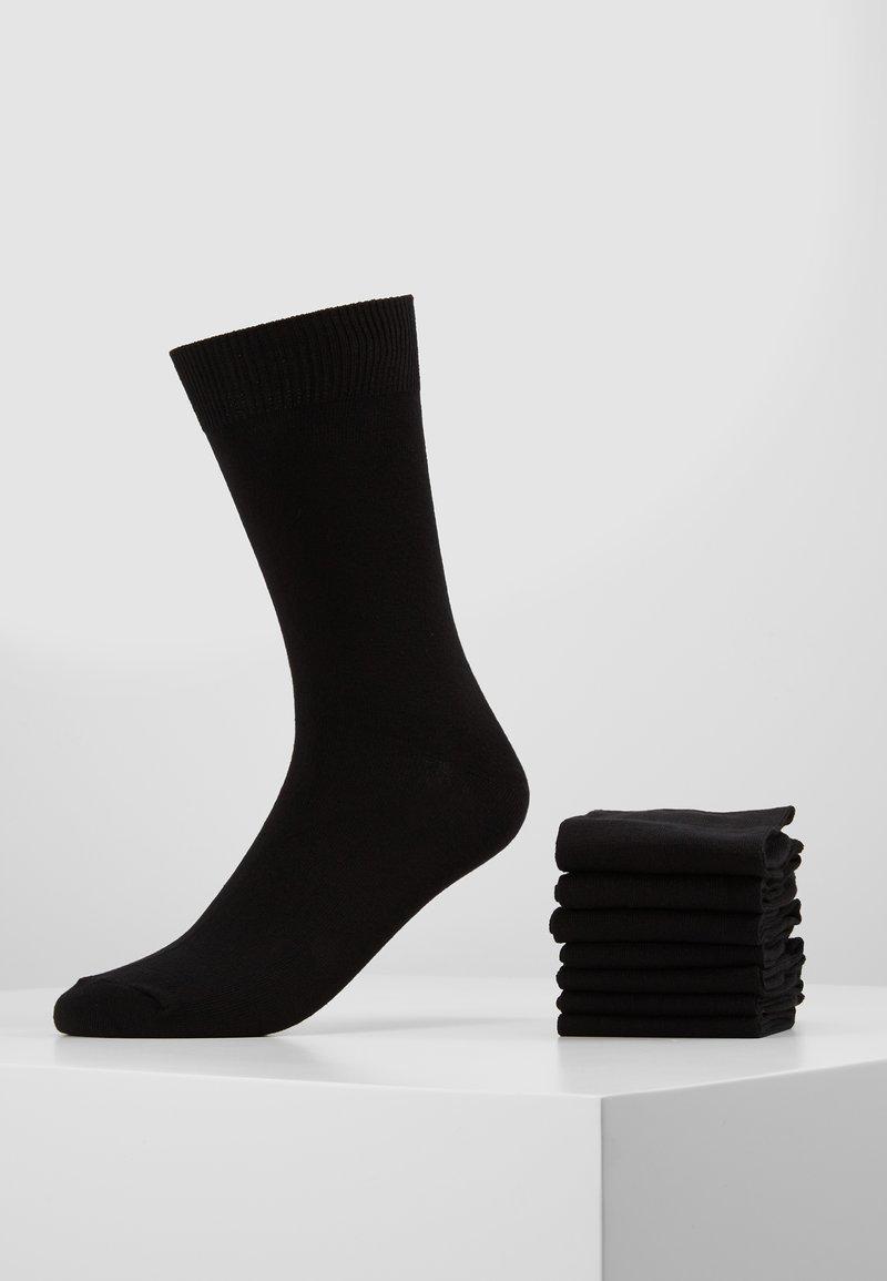 Topman - 7 PACK  - Strumpor - black