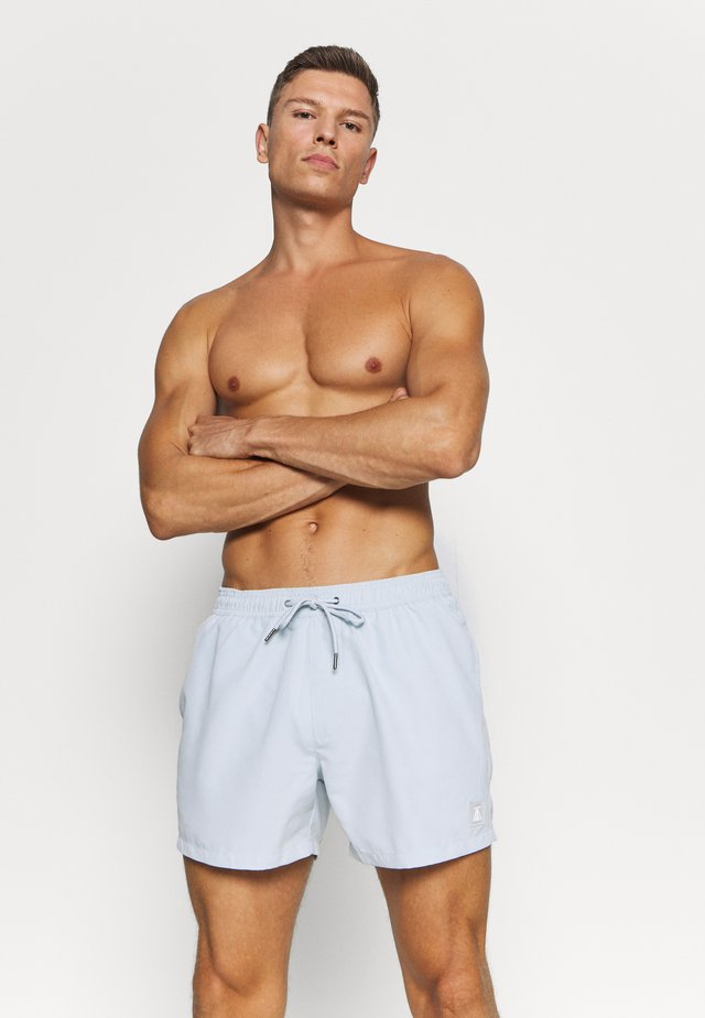 HESTER - Swimming shorts - grey