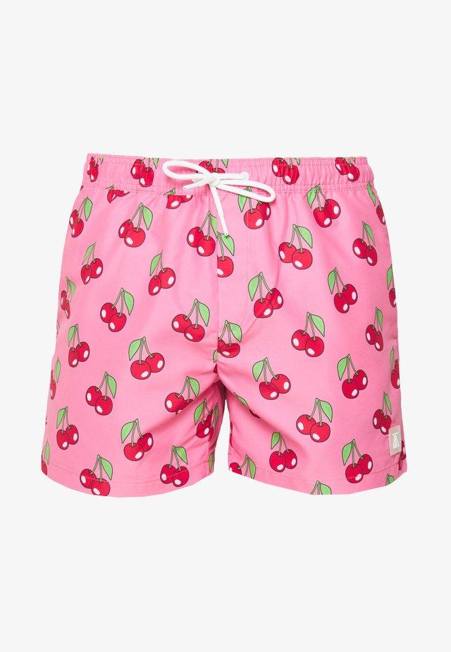 PINK CHERRY  - Badeshorts - pink