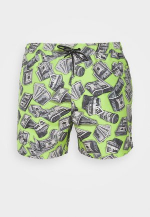 DOLLAR BILLS SWIM - Uimashortsit - green