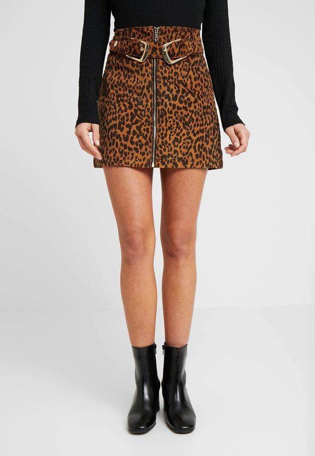 LEO - Mini skirt - multi