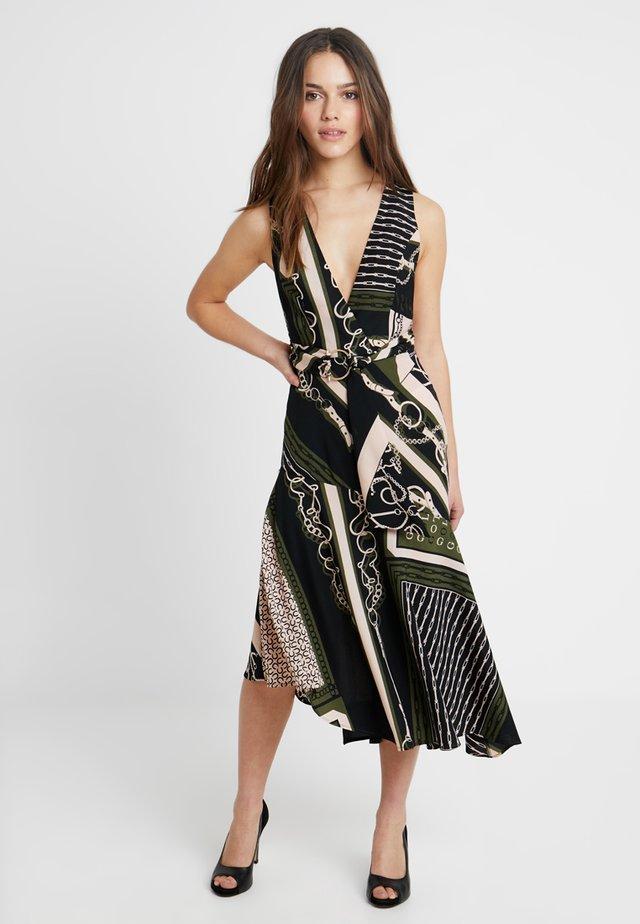 ESQUERIAN SCARF PINI - Cocktailkleid/festliches Kleid - multi