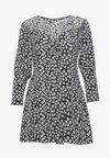 GRUNGE TWIST  - Day dress - mono