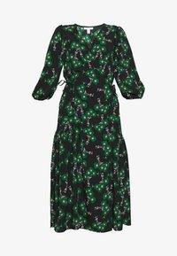 Topshop Petite - NEW TWIST AUSTIN - Denní šaty - green - 3