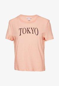 Topshop Petite - TOKYO TEE - T-shirts print - blush - 0