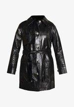 CHARLIE SHACKET - Short coat - black