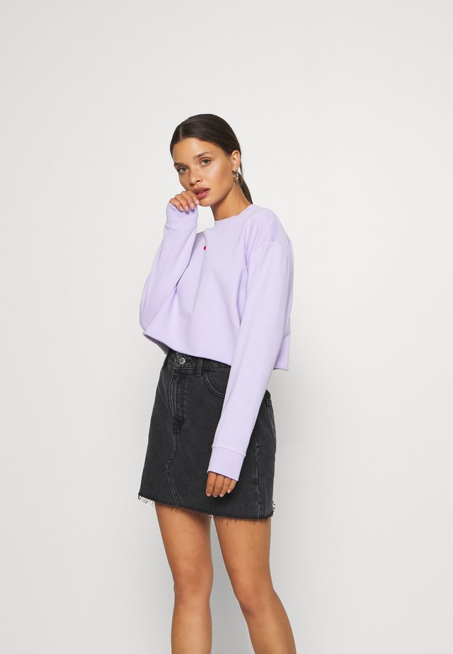 PETITE CHILLI PEPPER - Sweatshirt - purple