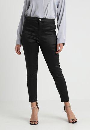 JONI                 - Trousers - black