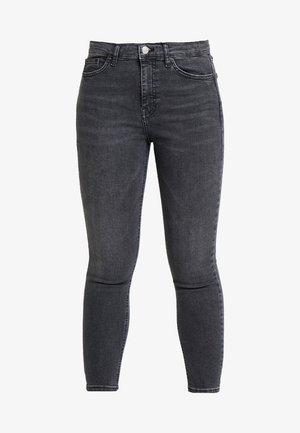 JAMIE CLEAN - Jeans Skinny Fit - washed black