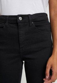 Topshop Petite - JAMIE CLEAN - Jeans Skinny Fit - black - 4