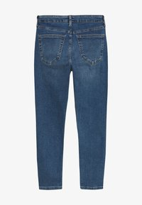 Topshop Petite - JAMIE CLEAN - Jeans Skinny Fit - blue denim - 1