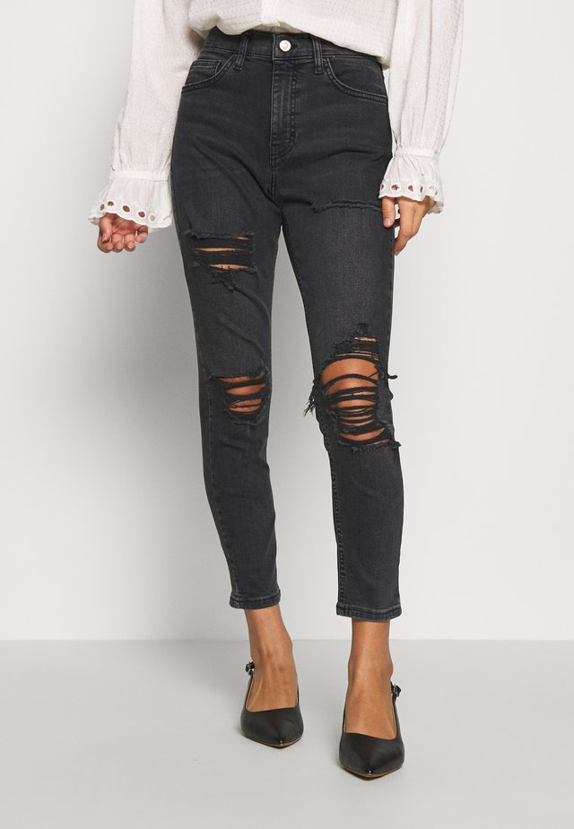 JAMIE SUPER  - Jeans Skinny Fit - washed black