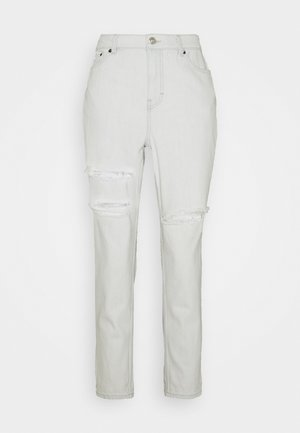 Relaxed fit jeans - bleach