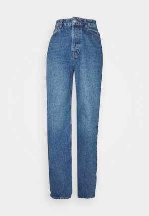 ZED MOM - Jeansy Relaxed Fit - blue