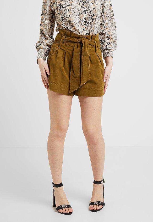 UTILITY - Shorts - olive