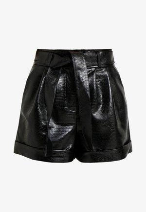CROC - Shorts - black