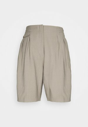 BERMUDA - Shortsit - grey