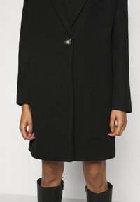 Topshop Petite - Classic coat - black - 5