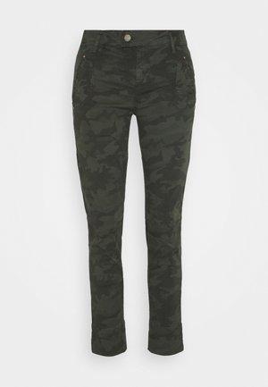 CAMO PANT - Kalhoty - olive