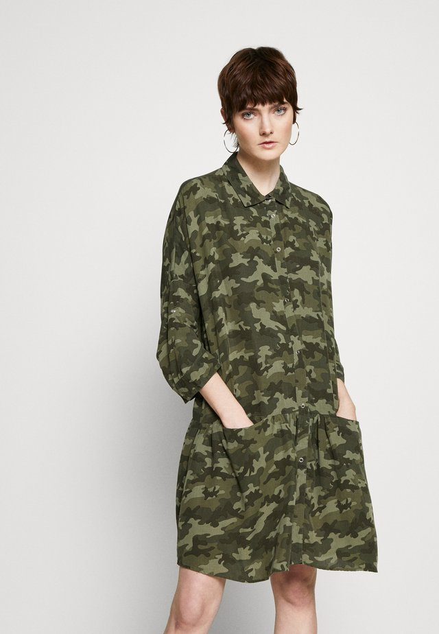 Blousejurk - olive