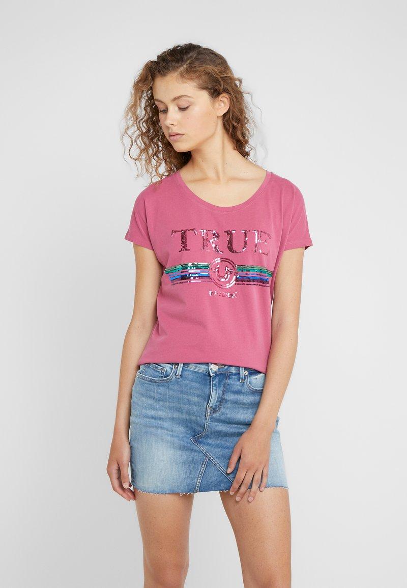 True Religion - TRUE  - Print T-shirt - malaga