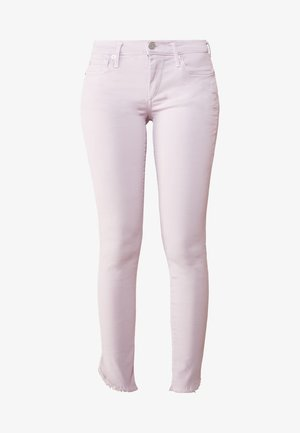HALLE DYED LONG - Jeans Skinny Fit - lavender