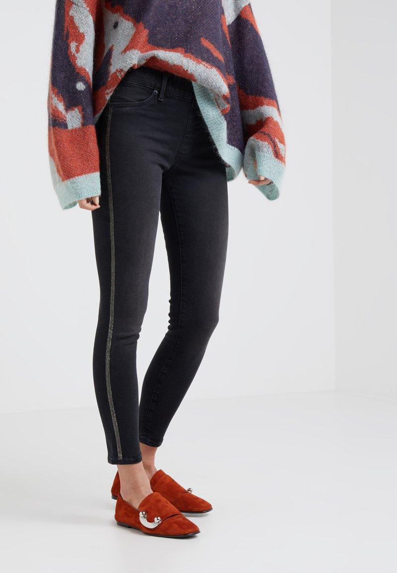 True Religion - Jeans Skinny Fit - dark grey