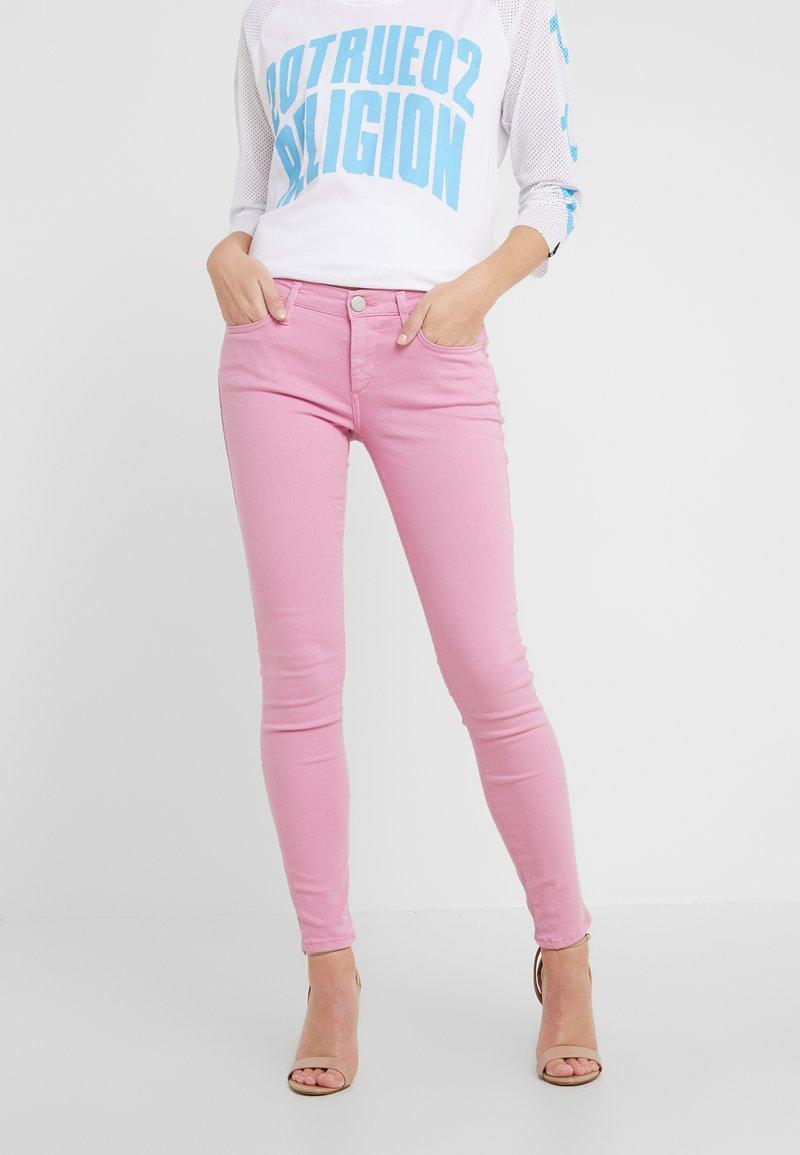 True Religion - HALLE - Jeans Skinny Fit - pink
