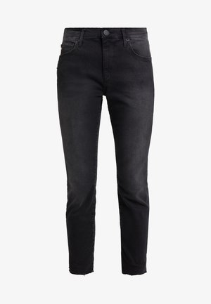 NEW LIV  - Džíny Slim Fit - black