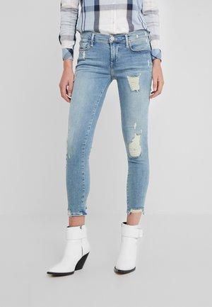 HALLE - Jeans Skinny Fit - blue