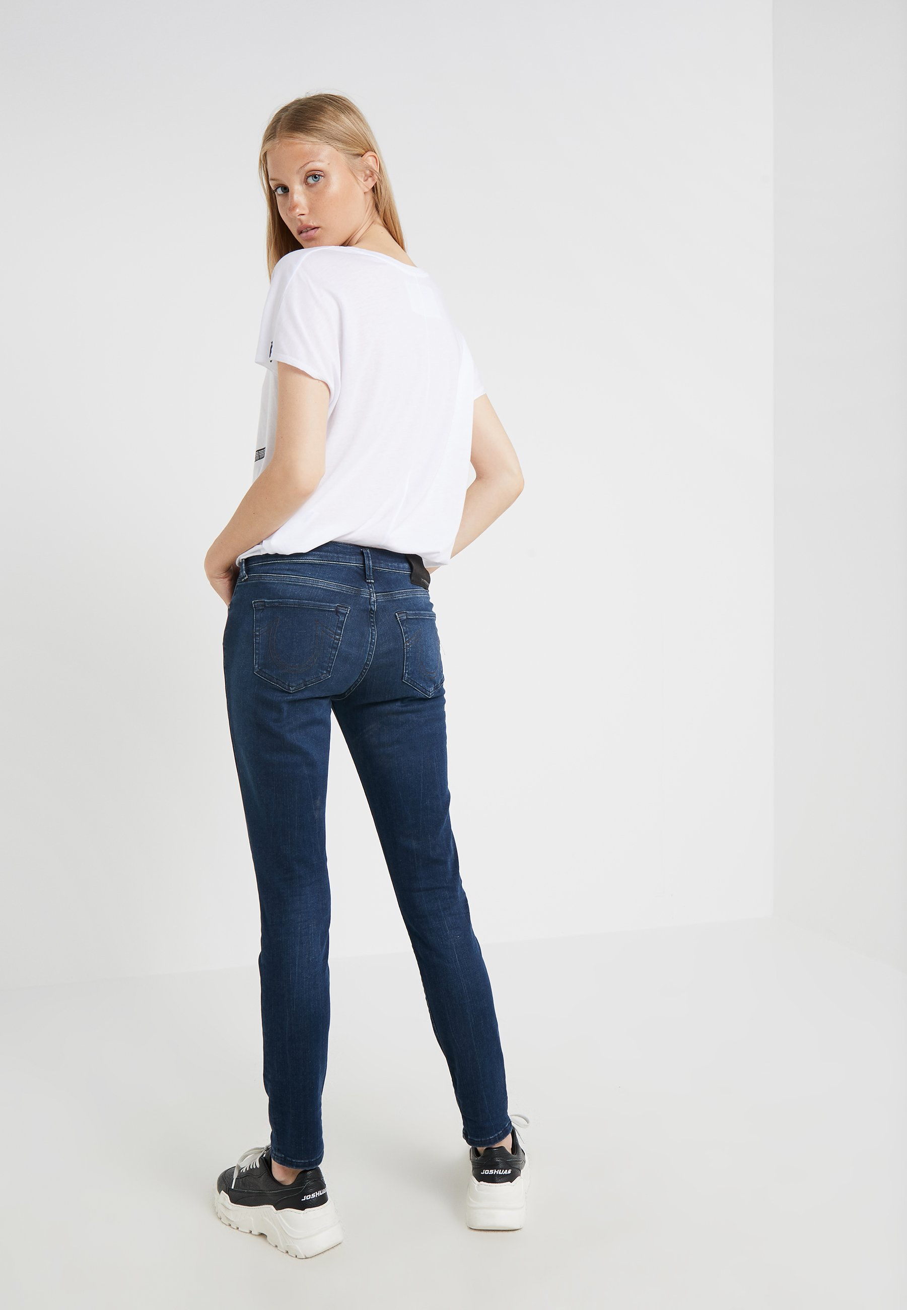 True Religion HALLE - Jeans Skinny Fit blue