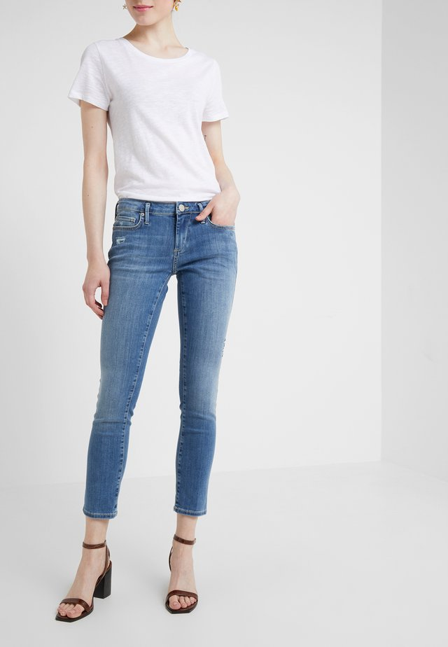 NEW HALLE SUPER  - Jeans Skinny Fit - blue
