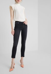 True Religion - HALLE MODFIT - Jeans Skinny Fit - black - 0
