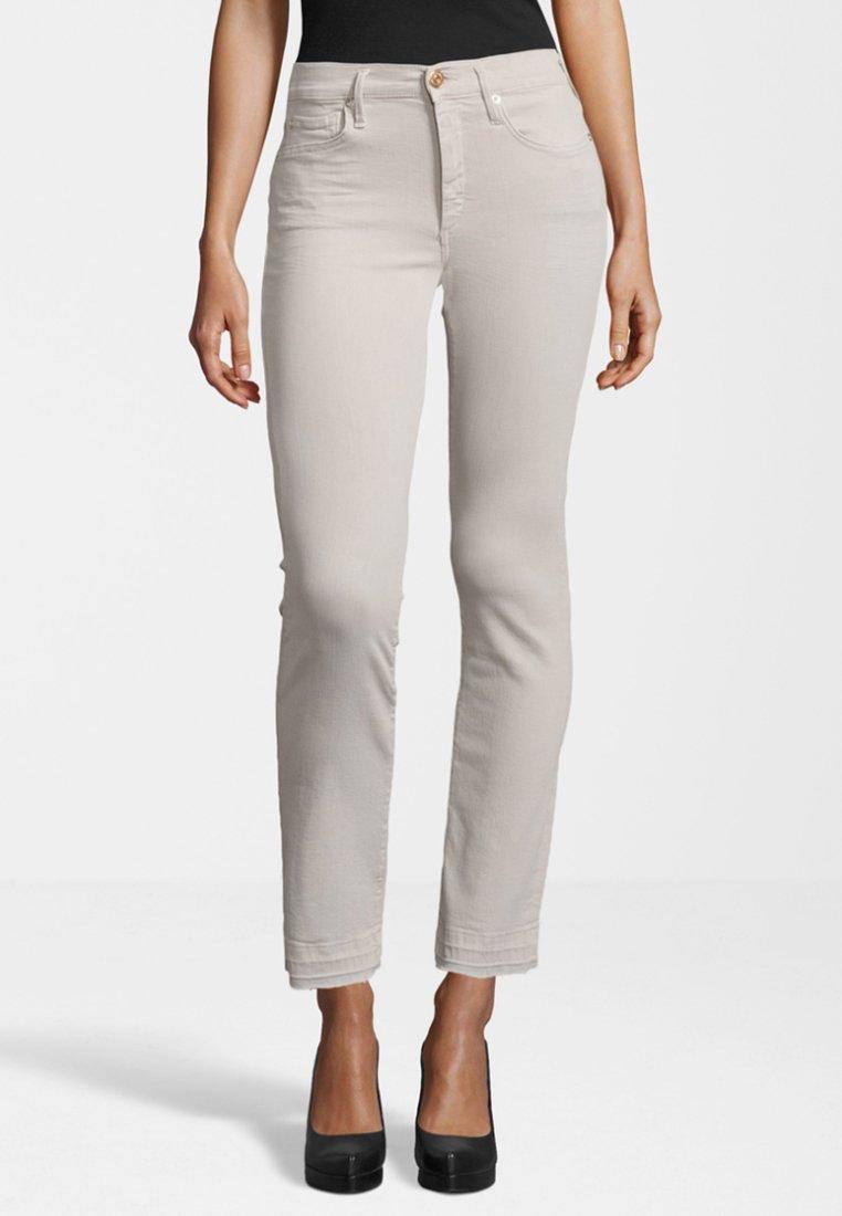 True Religion - Jeans Skinny Fit - grey