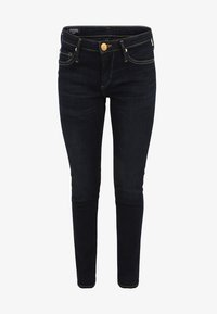 True Religion - NEW HALLE CROPPED - Jeans Skinny Fit - dark blue - 2