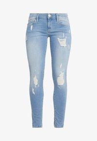 True Religion - HALLE LACEY  - Jeans Skinny Fit - blue denim - 4