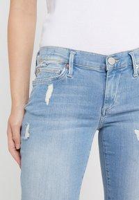 True Religion - HALLE LACEY  - Jeans Skinny Fit - blue denim - 3