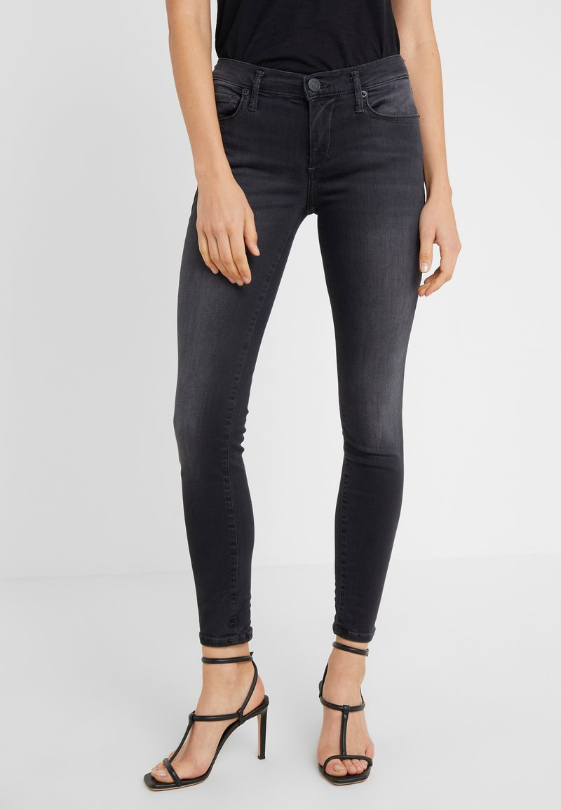 True Religion - HALLE - Jeans Skinny Fit - black