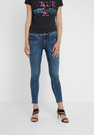 JENNIE BANDS DESTROY - Jeans Skinny Fit - blue