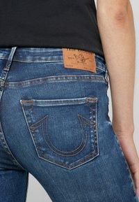 True Religion - JENNIE BANDS DESTROY - Jeans Skinny Fit - blue - 3