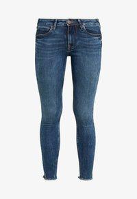 True Religion - JENNIE BANDS DESTROY - Jeans Skinny Fit - blue - 4