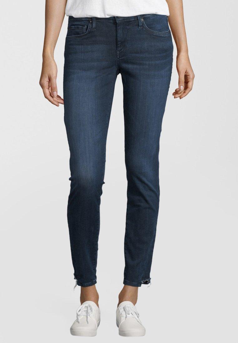True Religion - SUPERSTRETCH - Jeans Skinny Fit - dark blue