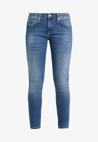 True Religion - HALLE - Jeans Skinny Fit - deep blue - 5