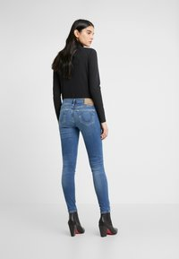 True Religion - HALLE - Jeans Skinny Fit - deep blue - 2