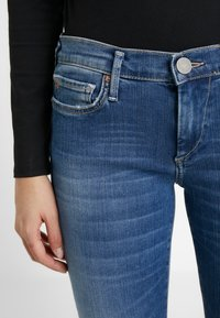 True Religion - HALLE - Jeans Skinny Fit - deep blue - 6