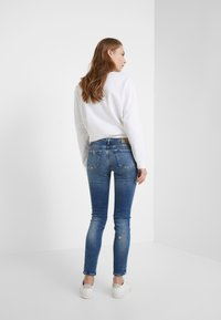 True Religion - HALLE LACEY - Jeans Skinny Fit - deep blue - 2