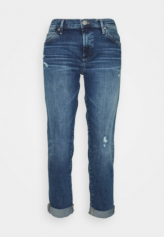 NEW BOYFRIEND  - Relaxed fit jeans - blue