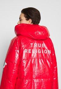 True Religion - COAT - Parka - bright red - 6