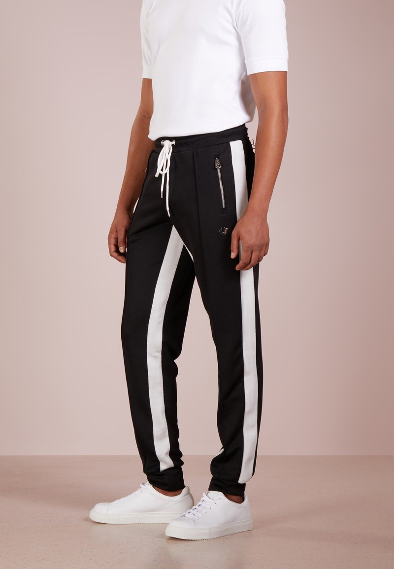 True Religion - RELAX PANT - Trousers - black